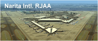 Narita Intl. RJAA